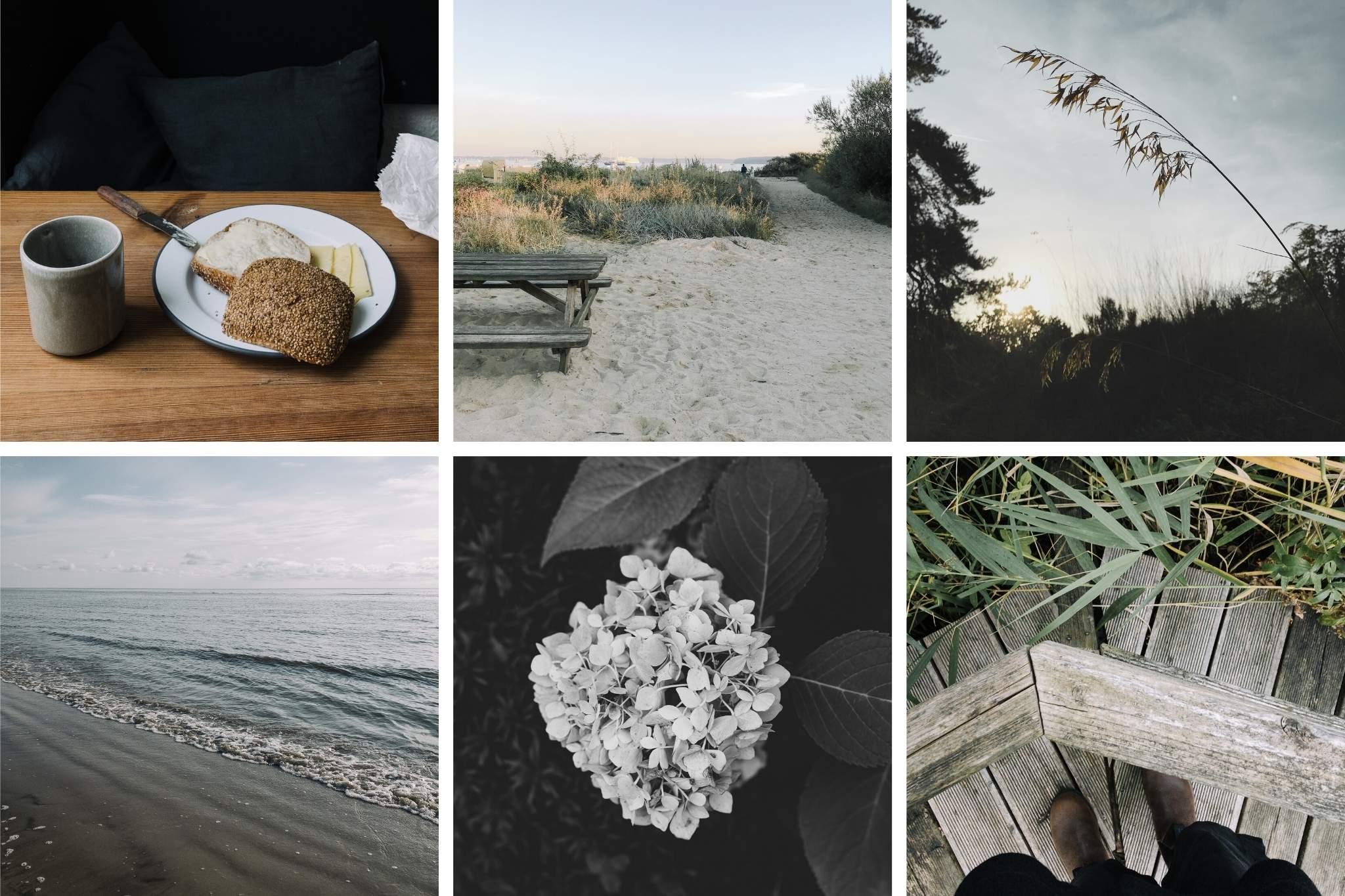 Instagram Feed Planung und Gestaltung