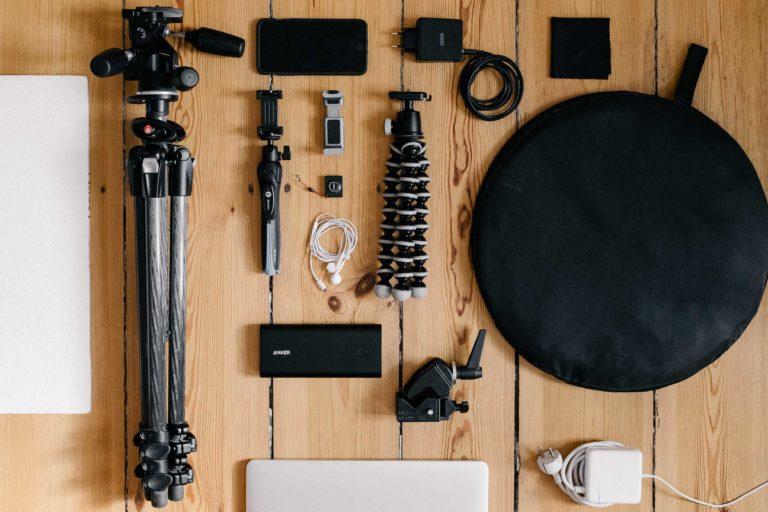 Smartphone Fotografie Tools